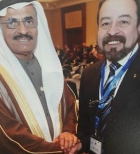 Minister and Chairman of Federal Land and Maritime Trasport Authority